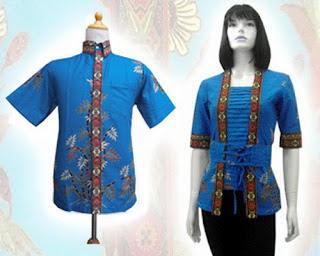 Model Baju Batik Kombinasi Terbaru Grosir Baju Jawa