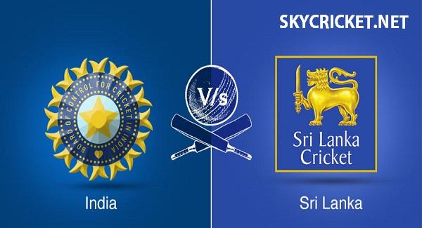 India v Sri Lanka Test Series 2017 Fixture