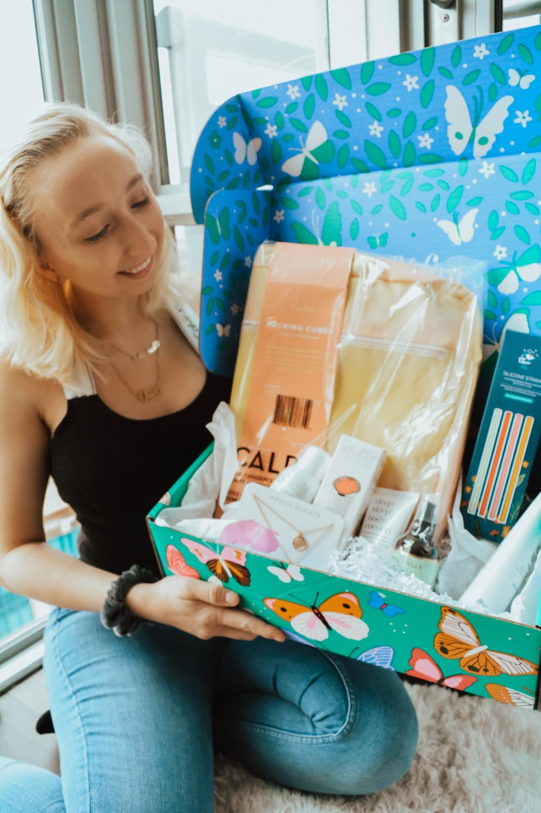 Fab Fit Fun Spring Box Reveal