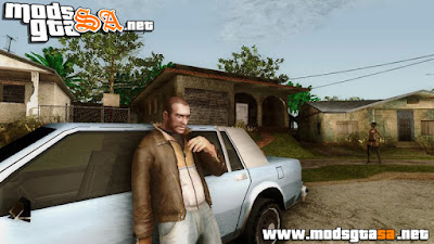 ENB Series do GTA IV para GTA SA