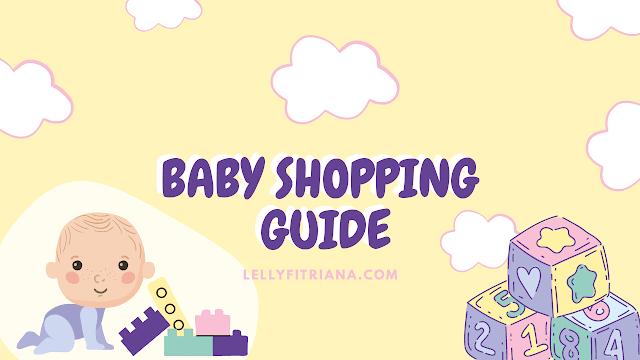 Panduan belanja kebutuhan bayi