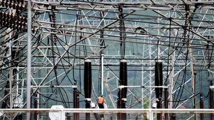 instalasi listrik PLN