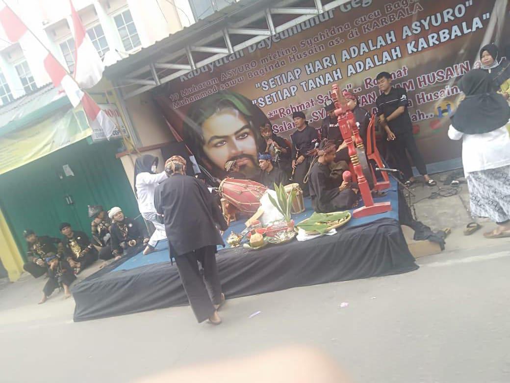 Ratusan Umat Islam dari Berbagai Ormas di Bandung Gagalkan Acara Asyuro Syiah