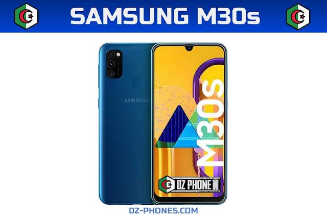 Samsung M30s السعر والمواصفات في الجزائر Samsung M30s Prix Algérie