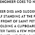 AN ENGINEER GOES TO HELL