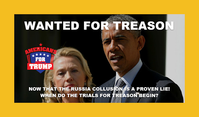 Memes: WANTED FOR TREASON BARACK OBAMA AND HILLARY CLINTON