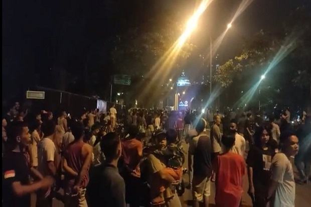 Protes Suara Adzan Masjid, Warga di Perumahan Elit Gading Serpong Digeruduk Massa