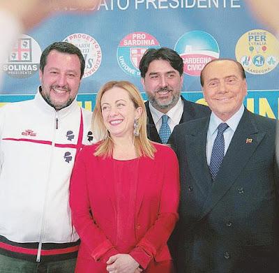 Sardegna, Ripristinati i Vitalizi per i Consiglieri Regionali della Lega