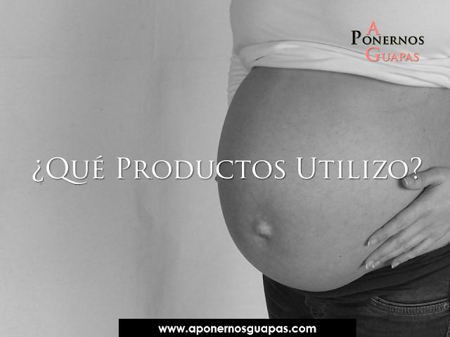 Cosméticos durante el embarazo A Ponernos Guapas