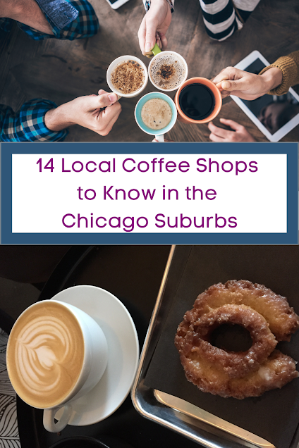14 Local Coffee Shops to Know in the Chicago Suburbs