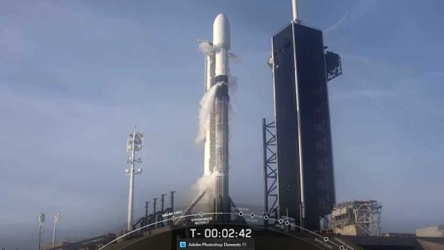 سبيس إكس تطلق 60 قمرًا صناعيًا جديدًا لمشروع ستارلينك في المدار