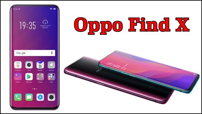 Oppo Find X, Smartphone Masa Depan Impian Sejuta Umat