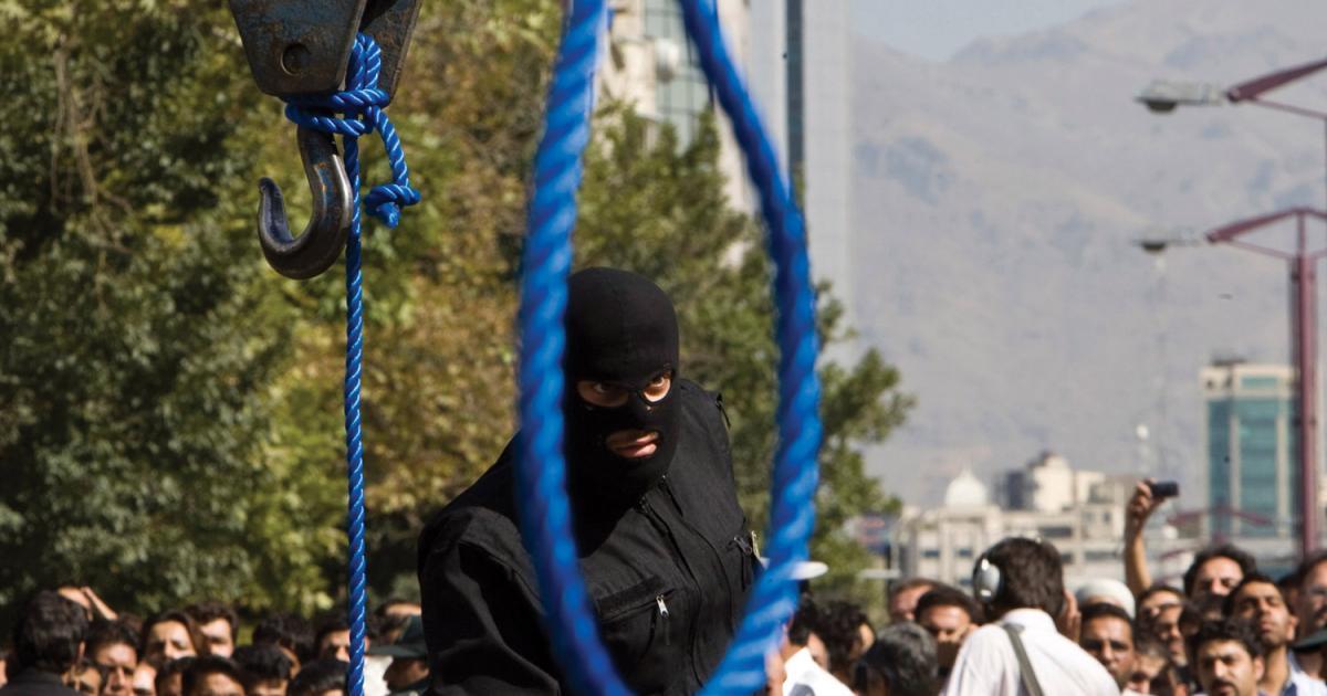 Sempat Membatalkan, Pengadilan Iran Vonis Mati 7 Muslim Sunni