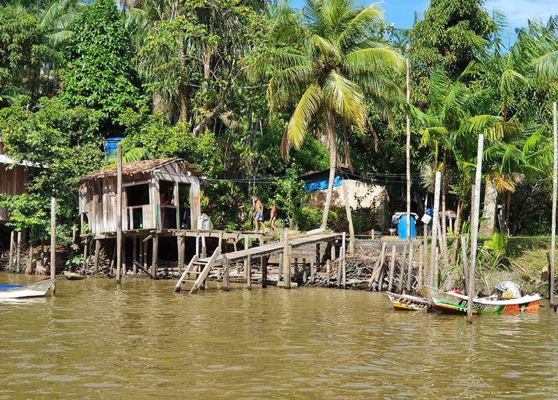 De Belém a Ilha do Combu