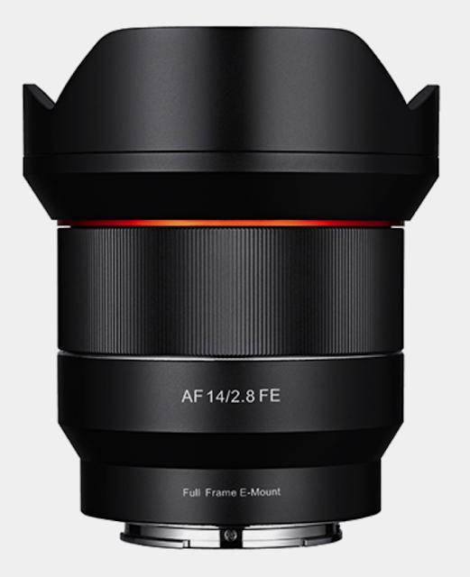 Samyang AF 14mm f2.8