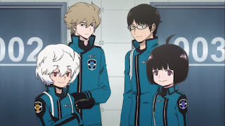 World Trigger S2 - 12 Subtitle Indonesia and English