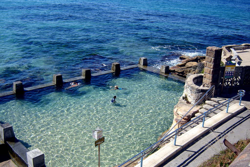 Ross Jones Memorial Pool Coogee