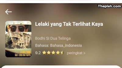Novel Gerald Crawford Bahasa Indonesia