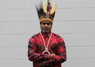 KSP: United Liberation Movement for West Papua 'Labrak' Hukum Internasional