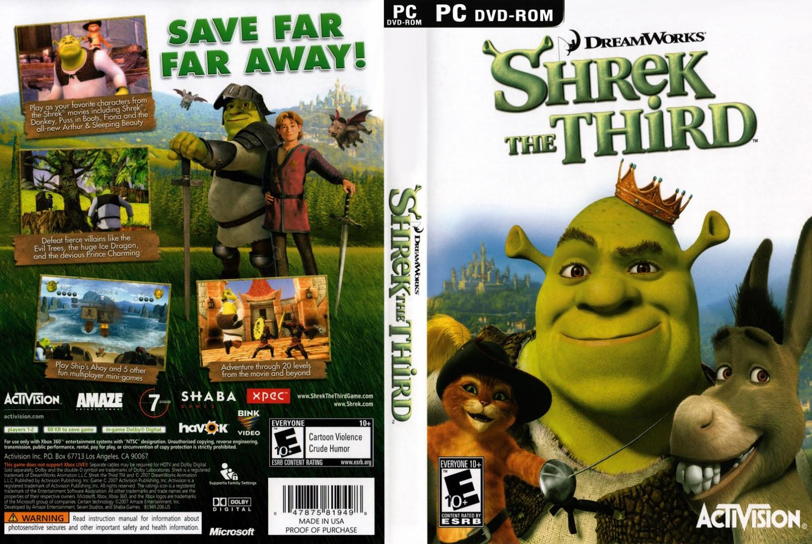 Google Drive Shrek 2