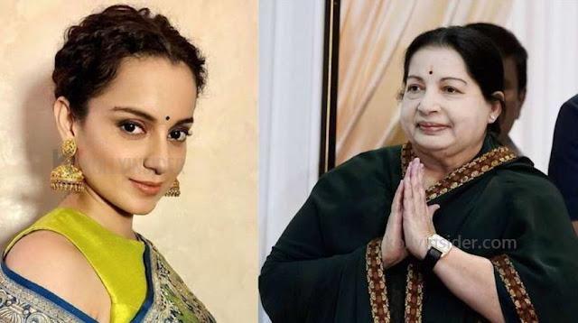 Kangana Ranaut back on 'Thalaivi' shoot