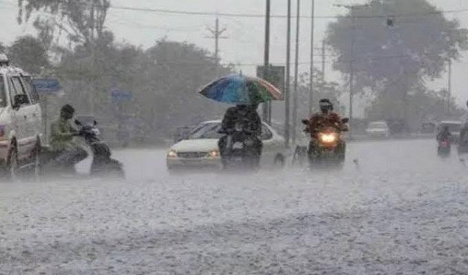 रविवार को उत्तर प्रदेश के इन 10 जिलों में भारी बारिश का अलर्ट, जानें ताजा मौसम अपडेट
