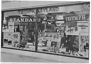 Stanpart window display at Lambs from STR03-1966