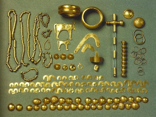 varna necropolis treasure 2
