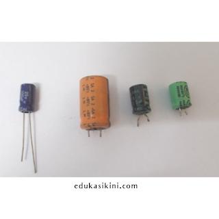 Kapasitor jenis elektrolit