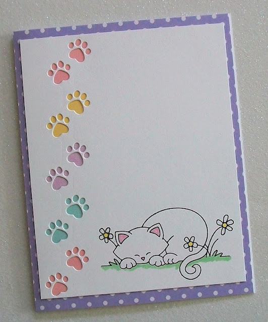 Becca's card features Newton's Day Dream by Newton's Nook Designs; #newtonsnook