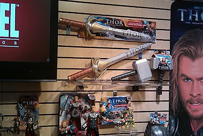 Hasbro Thor Toys