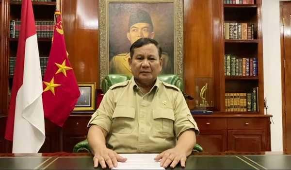 Prabowo Tidak Mungkin Direshuffle, Pernah Bersaksi Jokowi Bekerja Pro Rakyat