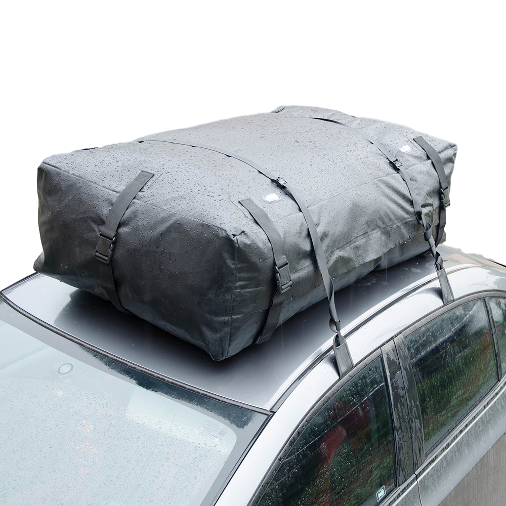 The Unlucky Hunter Gear Spotlight Daddy Car Roof Bag