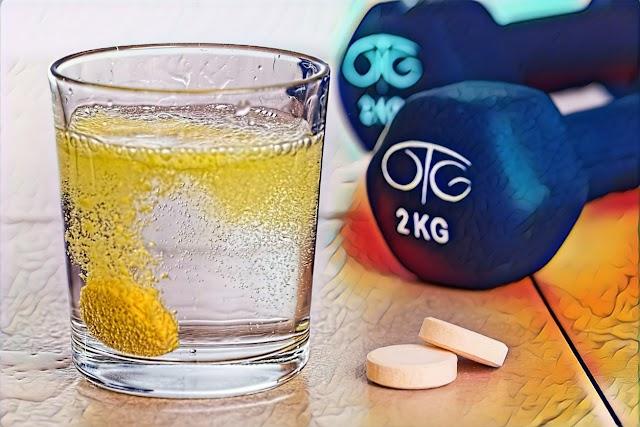 10 Vitamins for Bodybuilders