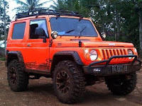 Kumpulan Modifikasi Suzuki Jimny Katana Clasik Terbaru