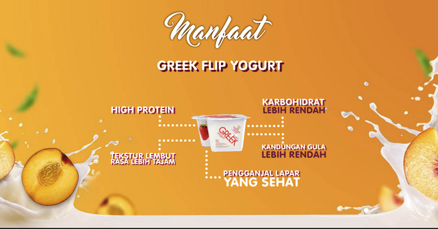 greek yogurt tinggi protein