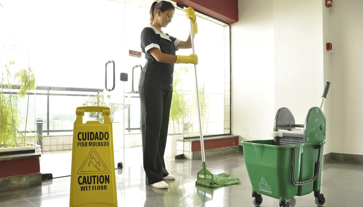 Empresa de limpeza Conjunto Residencial Jose Bonifacio