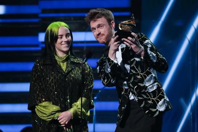 Grammy Awards 2020: Η Μπίλι Άιλις μεγάλη νικήτρια