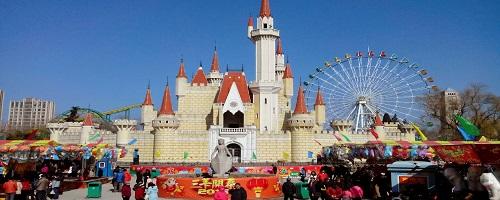 پارک های تفریحی از پکن تا پوکت