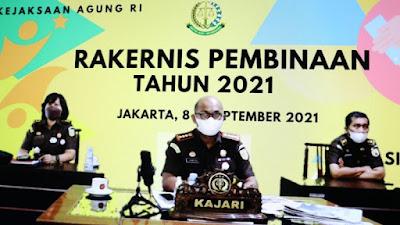 Kejari Medan Raih Peringkat 2 Terbaik di Indonesia