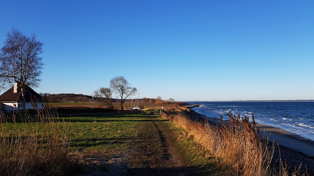 Küsten-Spaziergänge rund um Kiel, Teil 5: Jellenbek - Strand - Krusendorf - Jellenbek. Unser Spaziergang im schleswig-holsteinischen Schwedeneck!