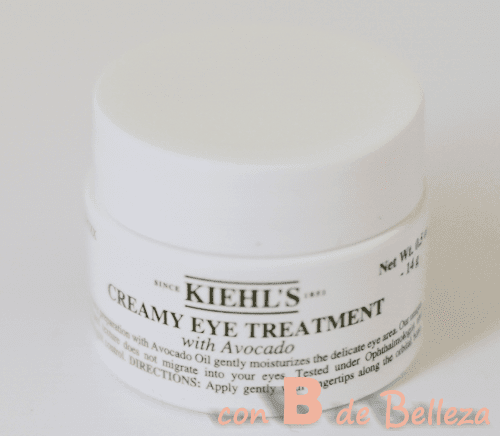 Creamy eye treatment Kkiehls