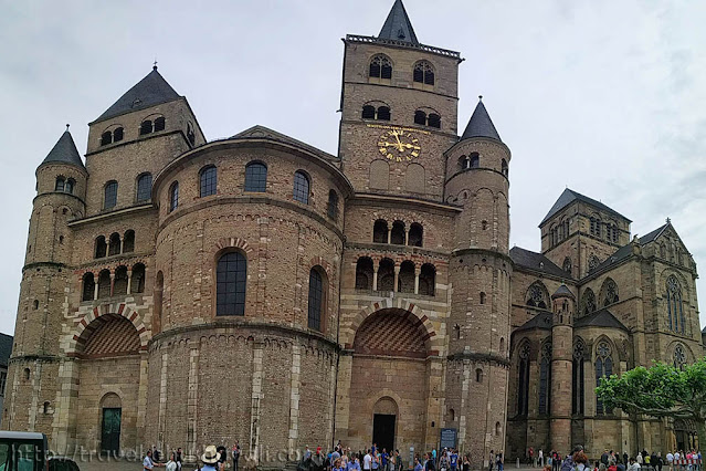Church of Our Lady Liebfrauenkirche Trier UNESCO Germany