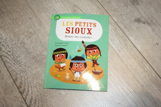 Les petits sioux : premières lectures (Belin jeunesse)