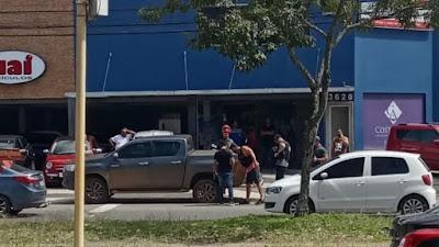 Acusado de integrar quadrilha de assalto a bancos e carros-fortes é preso em Feira de Santana