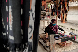 Mendunia, Tenun Lombok jadi Ekraf Unggulan Kemenparekraf