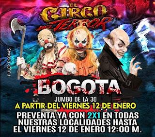 Poster 2 EL CIRCO DEL TERROR 2018