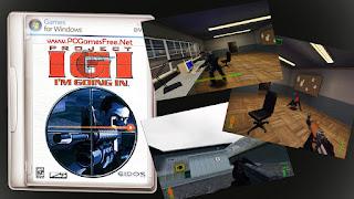 تحميل الجزء الاول من لعبة اي جي اي IGI 1 كاملة