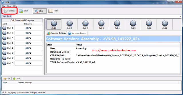 How to Use YGDP Tool Watch Simple Step - Android Solution