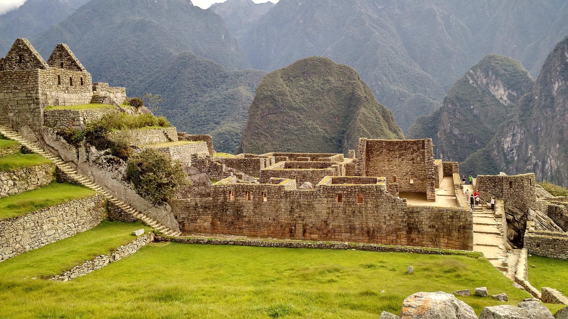Machu Picchu,  Cusco , Peru